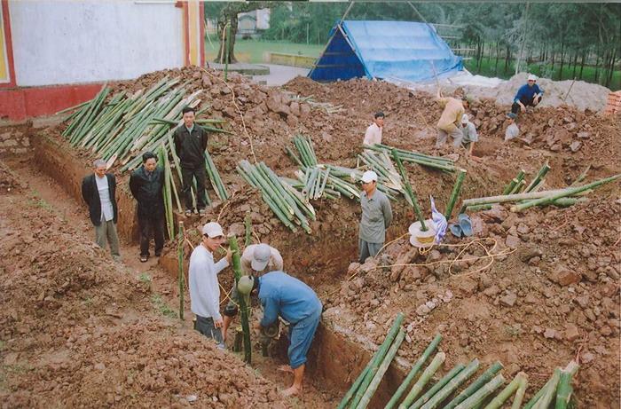 CONSTRUCTION DE L'ECOLE MATERNELLE – HAI XUAN