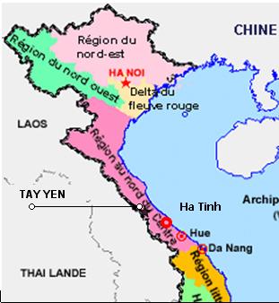 Projet de PHAM Dinh Huan – Parrainez un enfant du village de TAY YEN