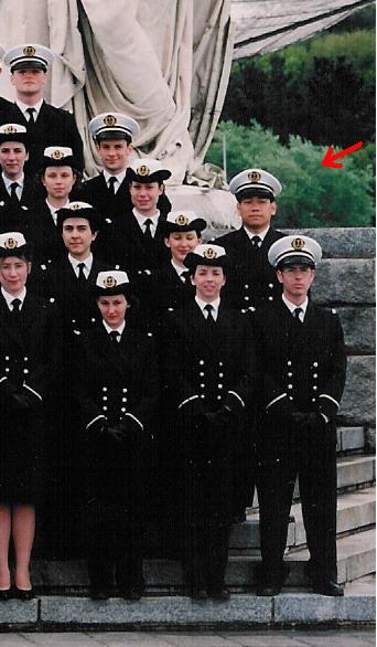 Ecole navale Mai 2002