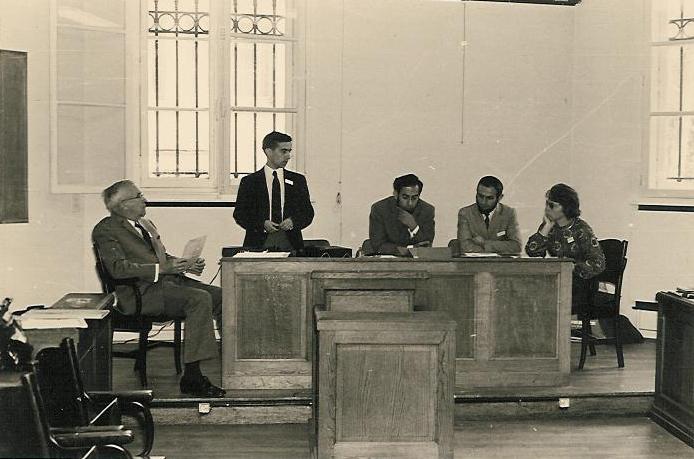 premier conseil administration de l'association