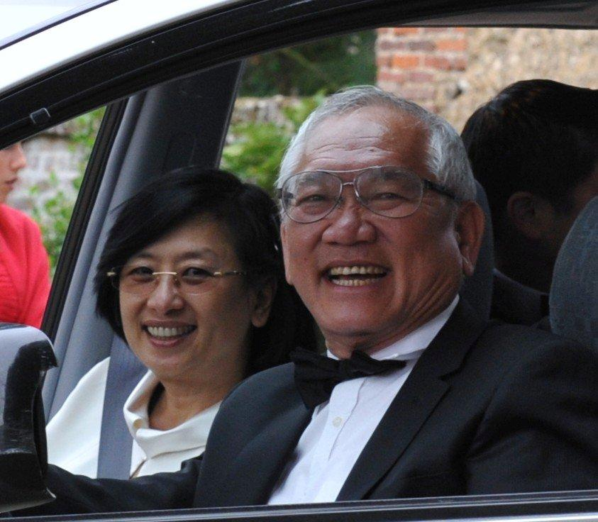 Mr et Mme PHAN Van Nhon